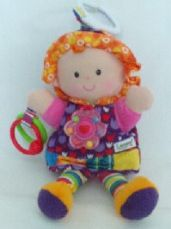 Adorable Baby My 1st 'Lamaze' Emily Play & Grow Plush Doll